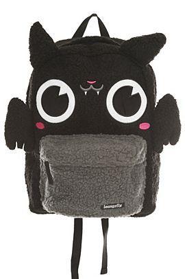 Cute bat bag