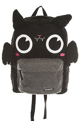 cute bat bag...i want to hug it