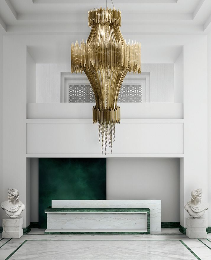 Scala Chandelier 728 best Golden Decor Ideas