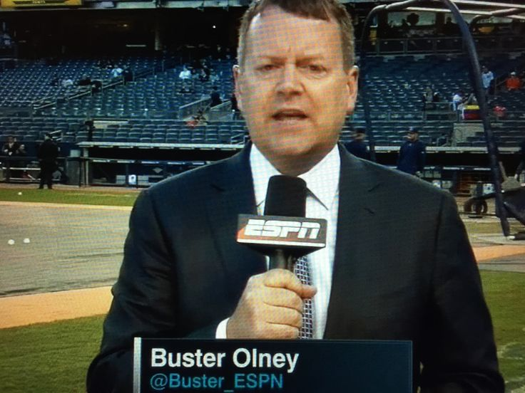 ESPN Baseball Tonight from Bronx, NY