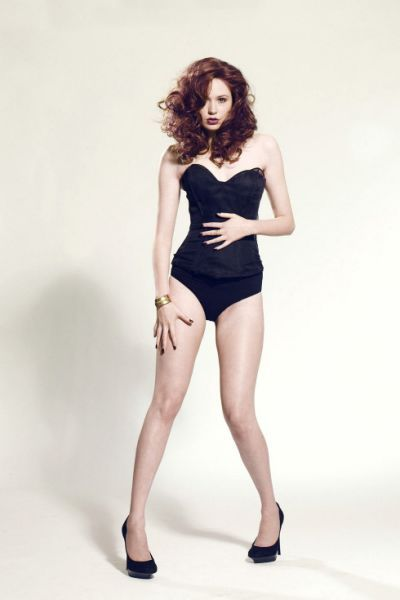 Karen Gillan wants a word