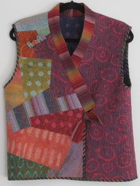 christinebarnes.com - another great vest