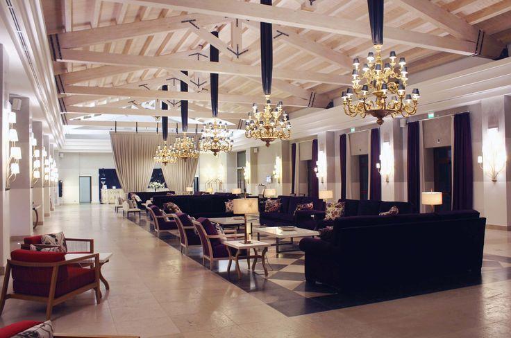 La Hall del Donnafugata Golf Resort & Spa
