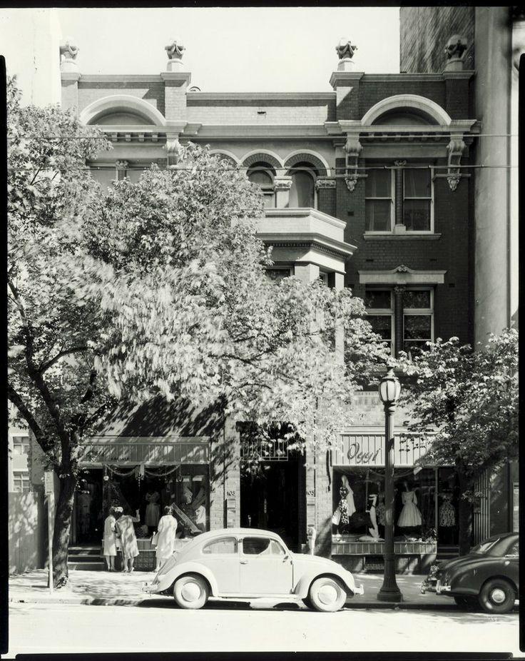 Collins St 1960s