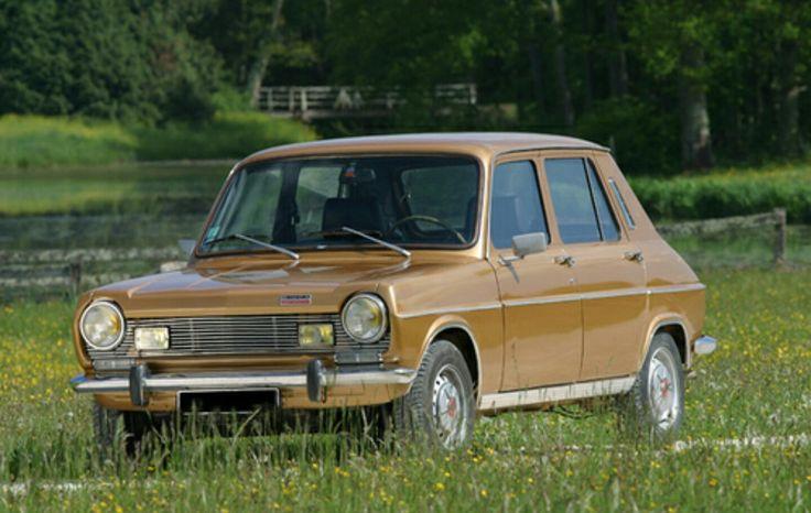 1970 Simca. Simca