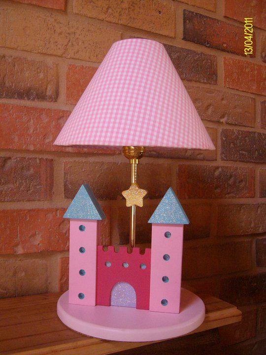 Princess Lamp For Girls Room Decor Kids Lamps