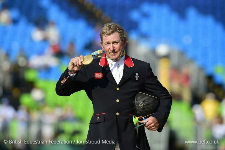 Two stars and #TwoHearts! Nick Skelton is OLYMPIC CHAMPION with Big Star and won Britain's first ever individual #EquestrianJumping Gold medal. 🏅 At the age of 58, Nick is also Team GB oldest Gold medallist since 1908 having competed at a record seventh Games for his country. #JointheJourney #BringontheGreat