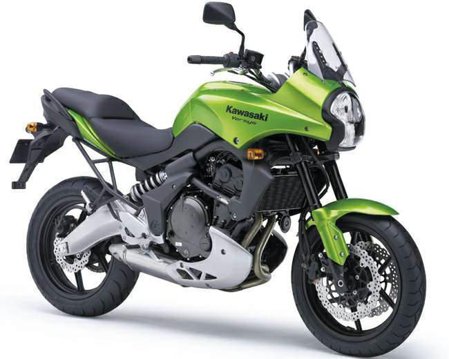 Kawasaki Versys Insurance...  When the time comes to renew the motorbike insurance for your Kawasaki 650 Versys it makes sense to look online and see if you can buy it at an affordable as well as competitive price....   With a 650cc engine the Versys is classed as a middleweight size of motorcycle and so insurance premiums are generally quite reasonable to buy. For more details visit http://bikeinfo.co.uk/cheap_kawasaki_versys_insurance.htm
