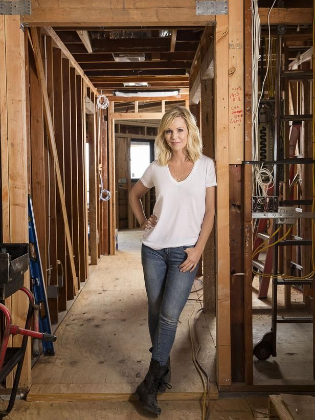 Blond Ambition - The Jennie Garth Project: Behind the Scenes on HGTV