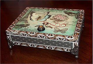 Altered CIgar Box #1