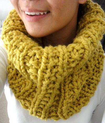 69 mejores im genes sobre knitting en pinterest patrones - Lana gruesa para tejer ...