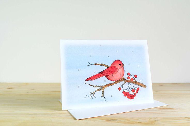 Red Bird Carrols A7 (5x7)