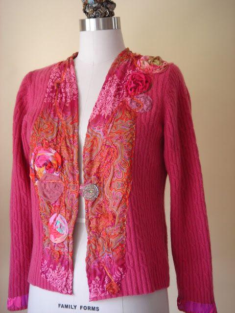 Farb-und Stilberatung mit www.farben-reich.com - Gayle Ortiz: Sweaters