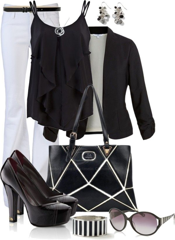 Black And White Combination lbv