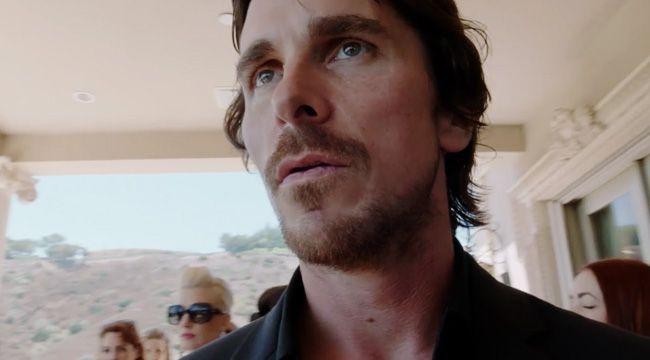 Diffuso il Primo trailer di Knight of Cups con Christian Bale. Il film sarà presentato in anteprima al 65° Festival di Berlino a febbraio 2015.