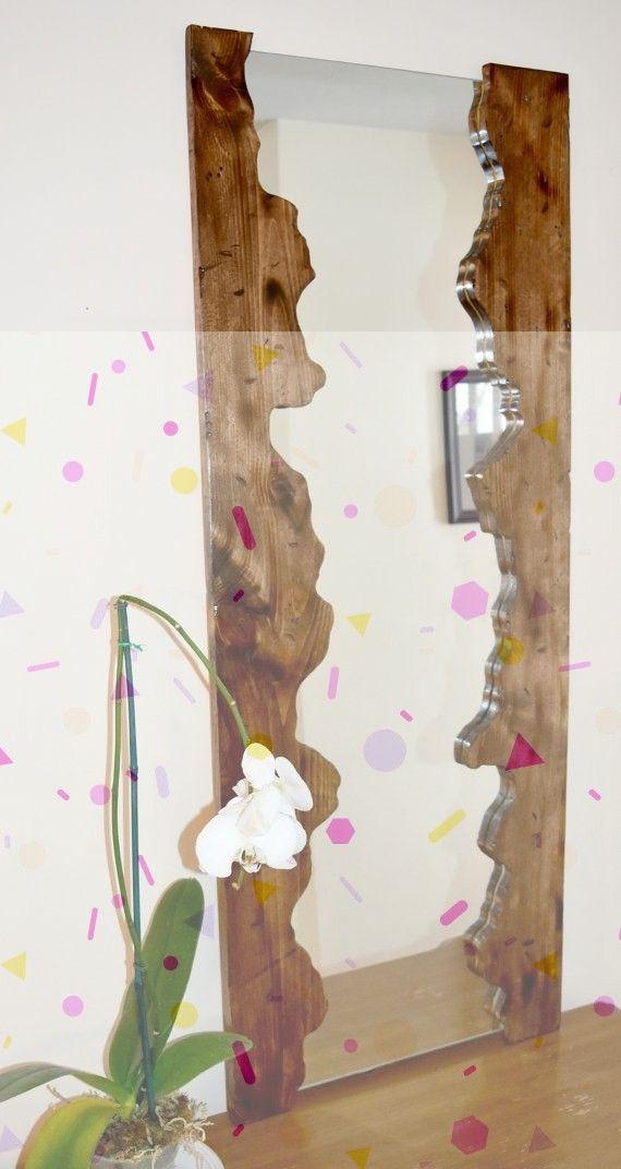 12+ Stunning Rustic Wall Mirror Ideas