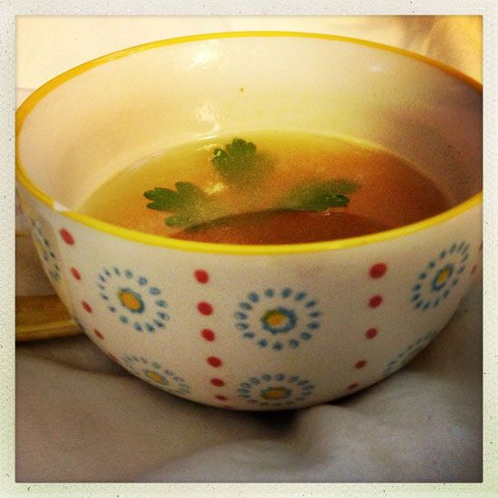 Homemade Chicken Broth and Easy Chicken Soup Recipe - Real Food - MOTHER EARTH NEWS