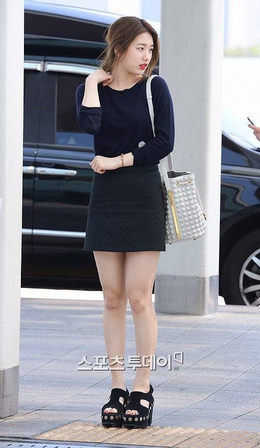 Miss A Suzy - Airport Fashion