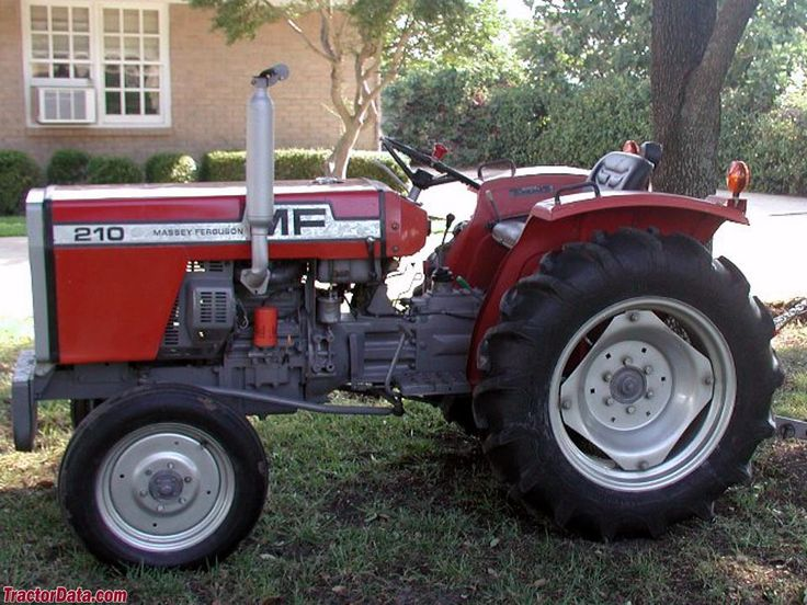 Massey Ferguson 210 Tractor : Best images about massey ferguson tractors on