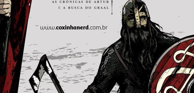 Recebemos da Editora Record o sétimo livro da série Crônicas Saxônicas: O Guerreiro Pagão - de Bernard Cornwell!