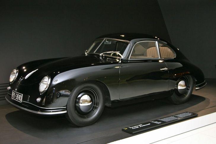 1950 Porsche 356 Coupe Ferdinand