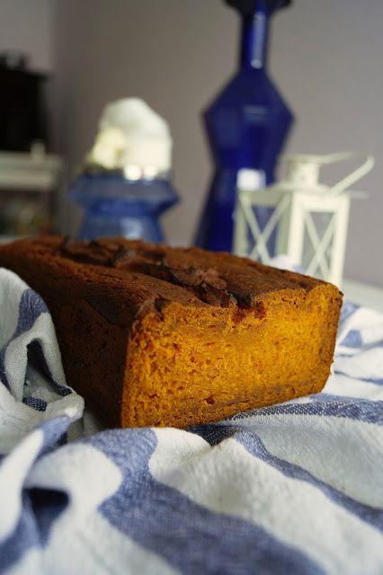 Dyniowe ciasto bezglutenowe.