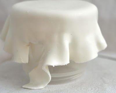 Homemade Fondant Beki Cook's Cake Blog: Marshmallow Fondant - MMF