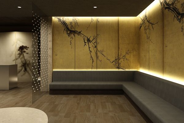Tamaki Design Studio   INTERIOR   Wa-hotel