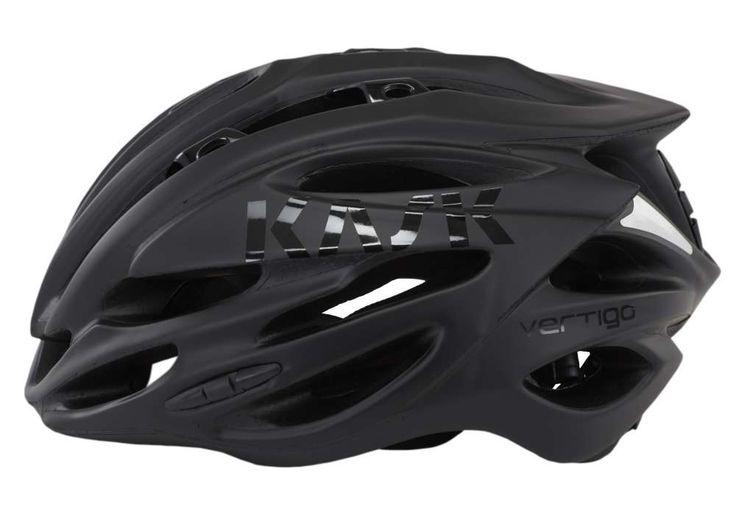 De Kask Vertigo 2.0 Race fietshelm is erg aerodynamisch, heeft een zeer goed ventilerend vermogen en biedt uitstekende bescherming aan je hoofd!