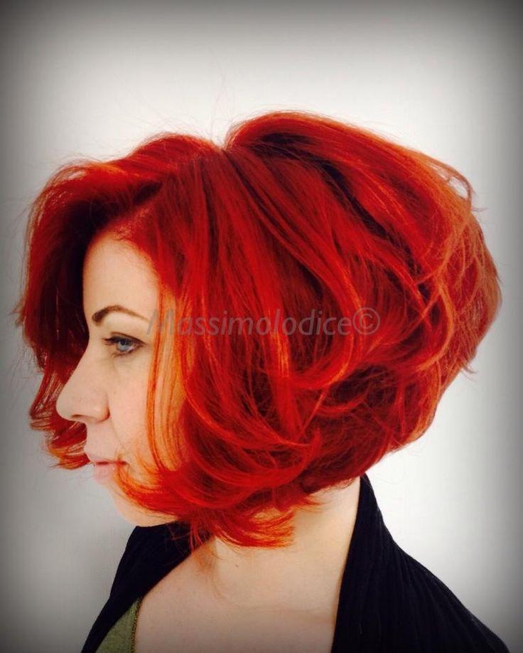 Pure colour Red di Davines...!