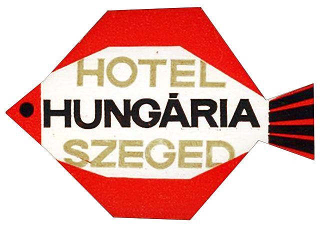 Hotel Hungaria ~ Szeged Ungheria