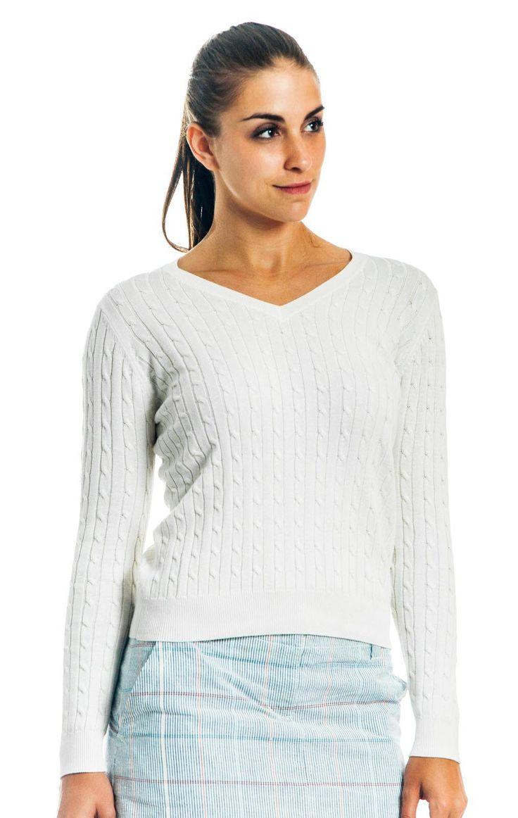 sweater-white