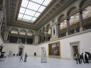 Koninklijke Musea voor Schone Kunsten van België/Musées royaux des Beaux-Arts de Belgique, Brussels