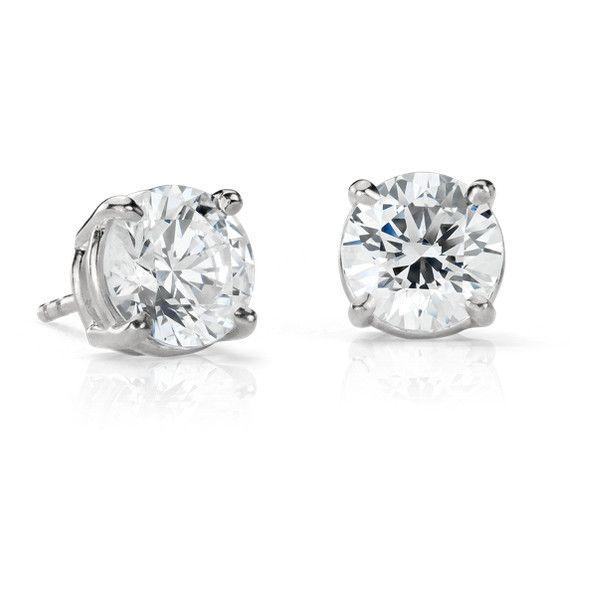 Best 25+ Diamond stud earrings ideas on Pinterest | Ear ...