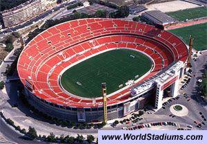 World Stadiums - Past Stadiums :: Estádio da Luz Stadium in Lisboa