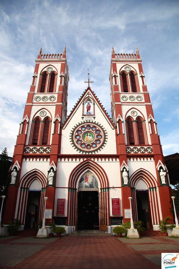 La basilique du Sacré-Coeur de Jésus