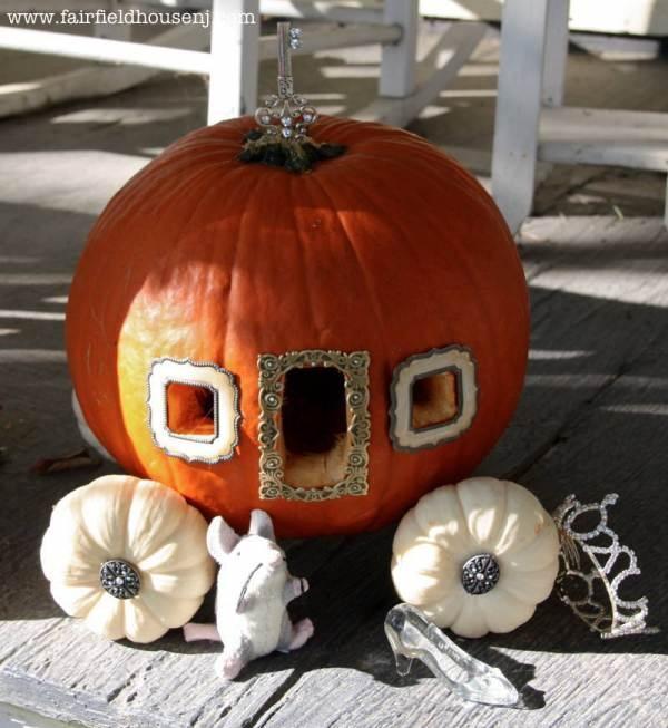 150 best images about crazy pumpkin carving on pinterest for Fairytale pumpkin carving ideas