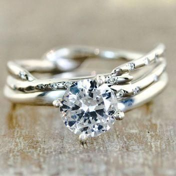 Best 25 Rustic engagement rings ideas on Pinterest Rustic