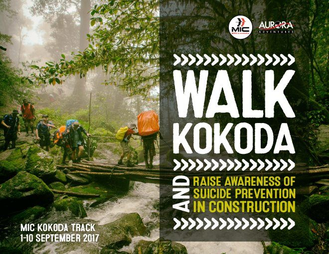 Calling for Expressions of Interest to walk Kokoda
