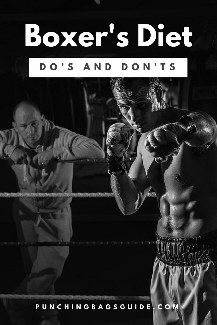 If you want to be in the best fighting shape, you need to know the basic do's and don'ts of a boxer's diet. Here is what you need to know about your nutrition. via @boxingathome