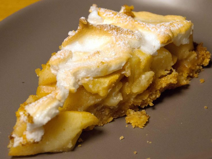 Bretansk äppelpaj   Recept från Köket.se