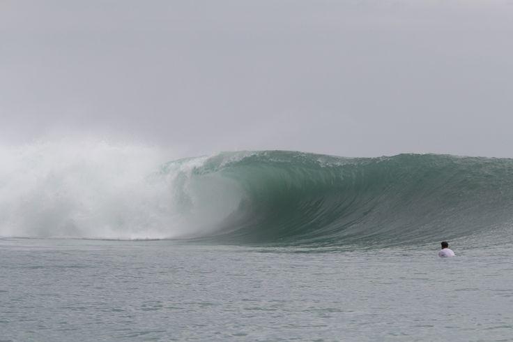 Heavy remote Indonesia