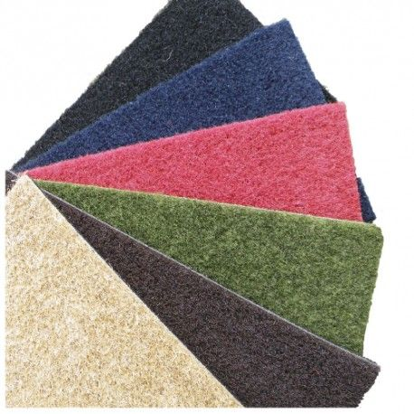 Made to Measure Superior Grade Ultra Thin Coir Synthetic Matting (5 Colours) - Coir Matting Cut to Size - Coir Door Mats