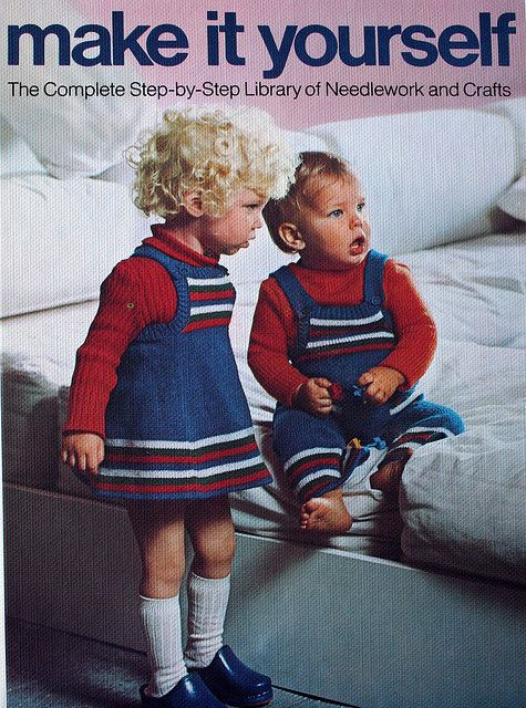 vintage crochet striped dress (6-9mos size): Crafts Collection, 12 Volume Crafts, Crochet Dresses, Knits Patterns, Crochet Free Patterns, Baby Dresses, Patterns Dresses, Crochet Patterns, Stripes Dresses