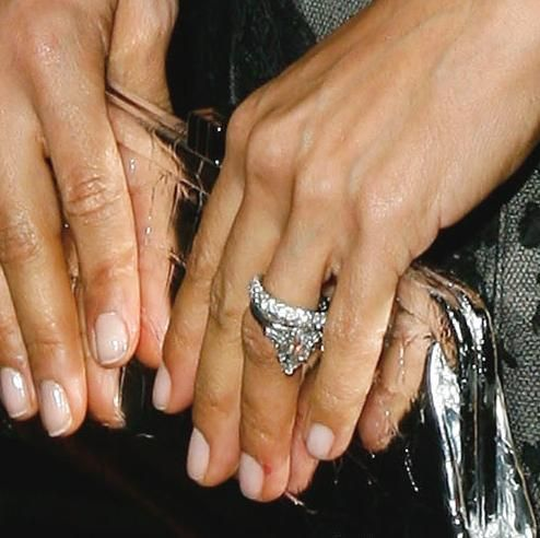 The Best Celebrity Engagement Rings | InStyle.com