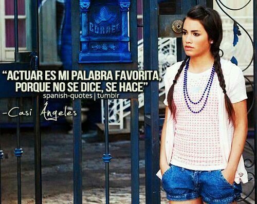 Lali♥ Cantante y actriz Argentina