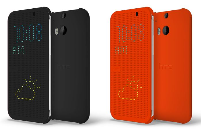 HTC Dot View Case for HTC One (M8)