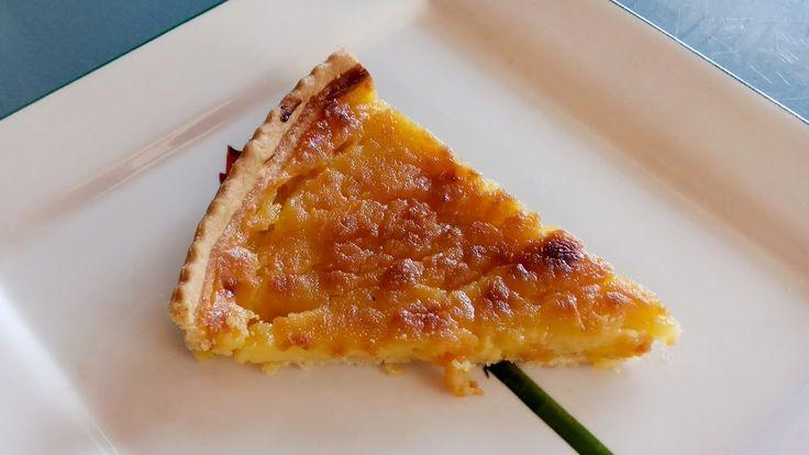 Tarta de naranja | Pastís de taronja - Recetas Mallorquinas