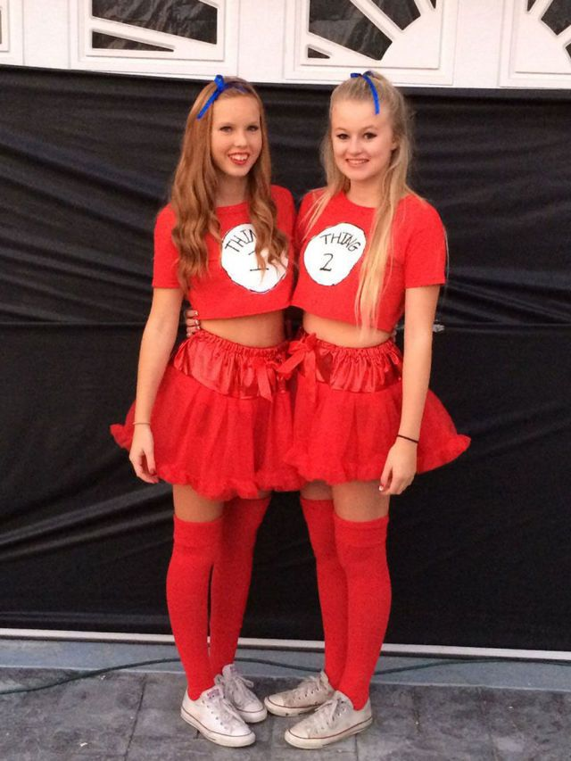 25+Genius+BFF+Halloween+Costume+Ideas  - Seventeen.com
