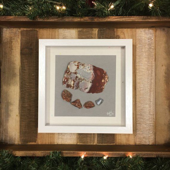 Going Within Stone Art Etsy This Rustic Home Decor Art Can Be Displayed On The Wall Or Table Top This Piece Comes W Stone Art Natural Home Decor Home Decor